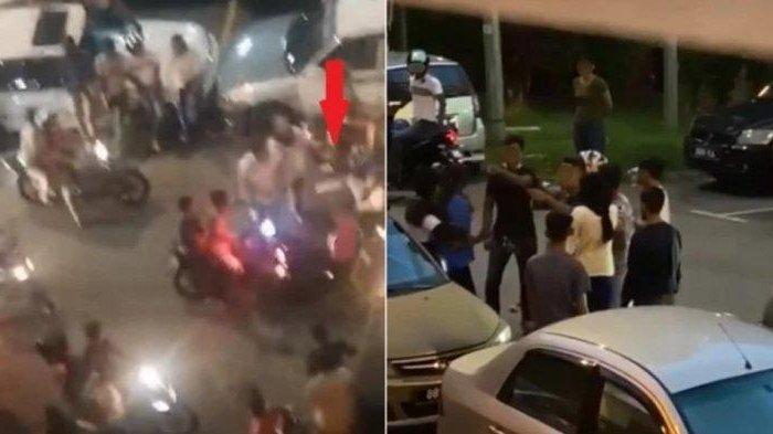 Video seorang Ayah Lawan Puluhan Siswa Pembully Anaknya