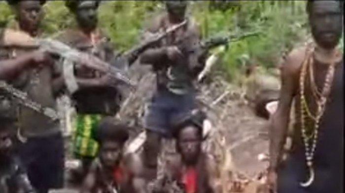 KKB Papua Tembak Seorang Bocah Setelah Kalah Kontak Senjata dengan TNI, Yopi Sani Ditangkap Petugas