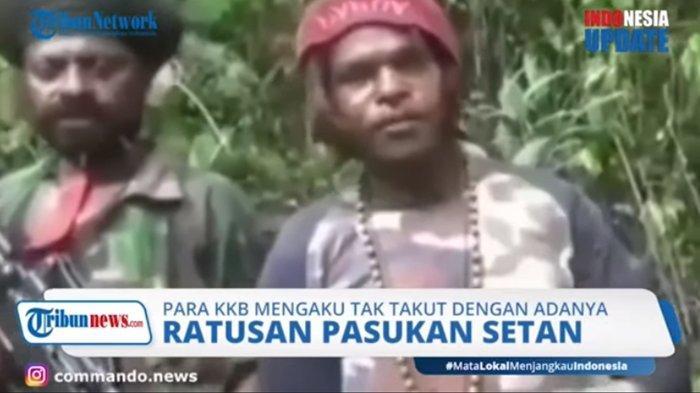 15 Anggota KKB Papua Bersenjata Cegat Warga Mayuberi ke Ilaga, Pemuda Ditahan yang Lain Dilepaskan