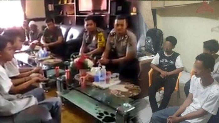 Pengakuan Dua Pemuda yang Hina Jokowi Tidak Ditahan, Ternyata Sempat Viral
