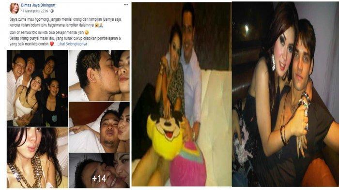 Viral 18 Foto Diduga Syahrini dengan Pria Indo dan Bule, dari Pelukan hingga Ciuman di Atas Ranjang