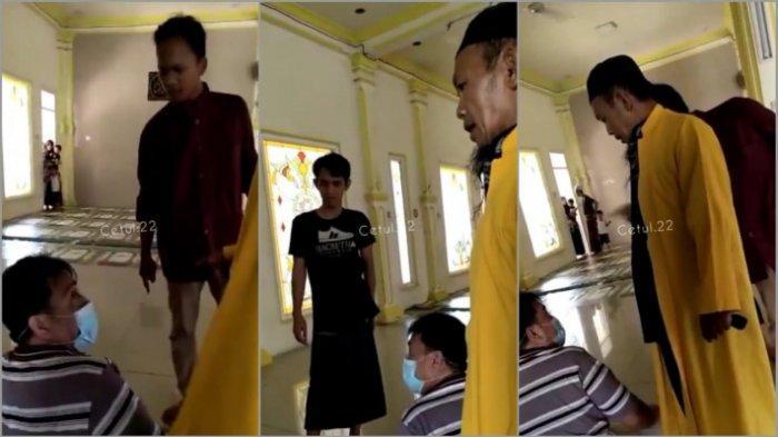 Viral Jemaah Masjid di Diusir saat Hendak Salat, Tak Diizinkan Pakai Masker: 'Jangan Salat di Sini'