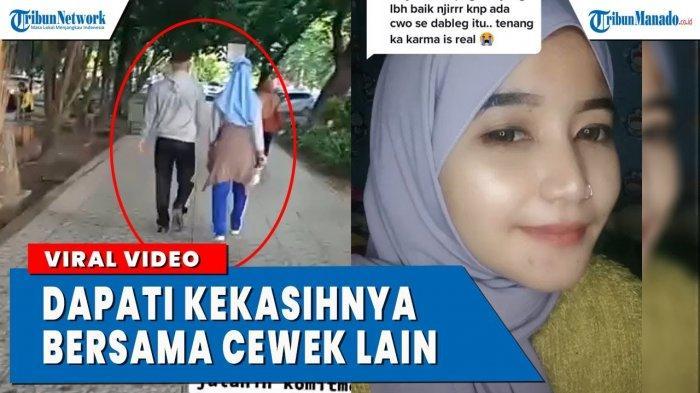 VIDEO Viral Tolak Diajak Keluar, Wanita Ini Pergoki Pacar Selingkuh