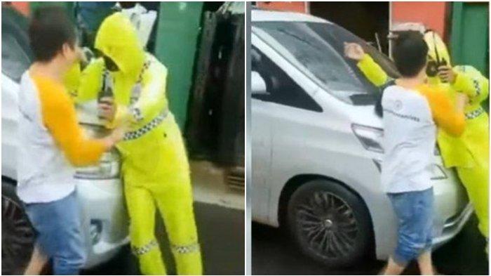 Nasib Oknum Anggota DPRD yang Sengaja Tabrak Polantas Usai Sebabkan Kemacetan, Terancam Dicopot