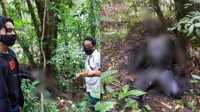 VIRAL, Pelaku Pembunuhan Marsela Sulu Ditemukan Membusuk, Diduga Mati Gantung Diri