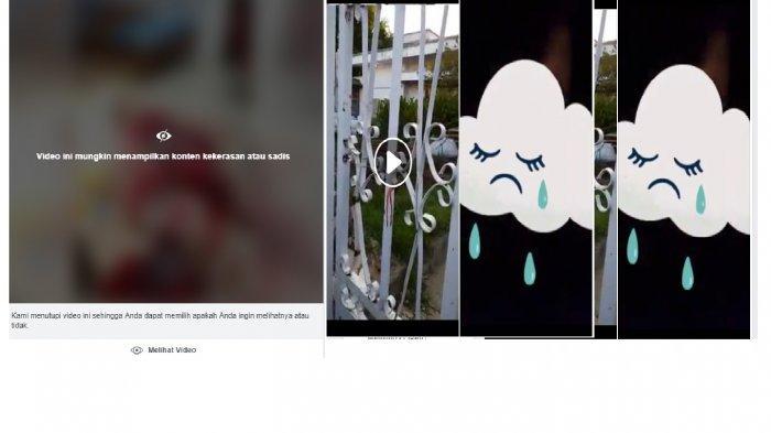 Viral Perampokan Rumah di Gorontalo, Penghuni Rumah Mandi Darah, Banyak Luka Tikaman di Perut