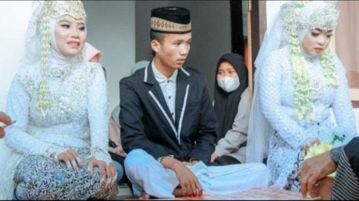 Sosok Korik Akbar, Pria Usia 20 Tahun yang Viral karena Menikahi Dua Perempuan Sekaligus