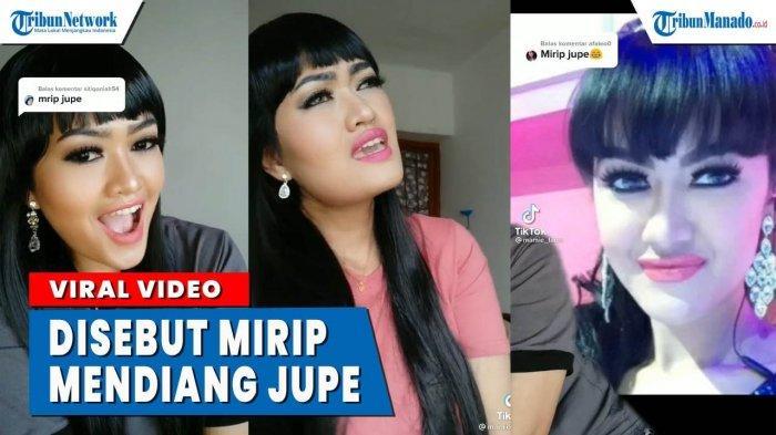 VIDEO Viral Wanita Mirip Mendiang Julia Perez