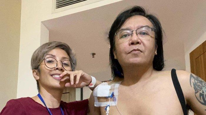 Sosok Vita Purnama Istri Ari Lasso yang Jarang Terekspos, Setia Jaga Suami Saat Sakit
