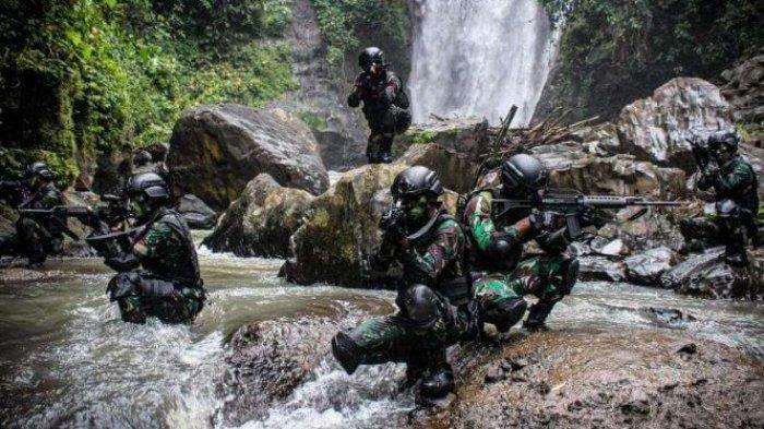 Dikirim Tumpas KKB Papua, Ketangguhan Pasukan Macan Kumbang Bukan Kaleng-kaleng, Pernah Tangani GAM