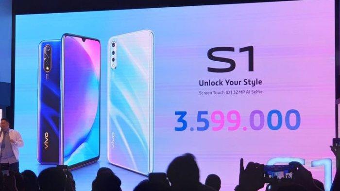 Rilis 25 November 2019, Mulai Hari Ini Vivo S1 Pro Sudah Bisa Dipesan