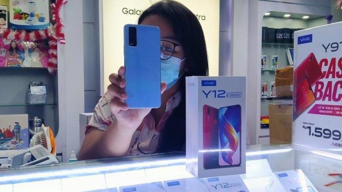 UPDATE, Daftar Harga HP Vivo Terbaru Akhir Bulan Maret 2021, Mulai Rp 1 Jutaan