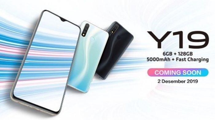 Promo Menarik Setiap Pemesanan Ponsel Vivo Y19 Ini Harga Jual Ponsel Vivo Seri Y Tribun Manado