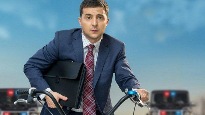 Minim Pengalaman Politik, Seorang Komedian Berpeluang Jadi Presiden Ukraina