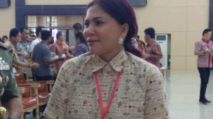 VAP Janji Perhatikan Anak Cacat Jika Terpilih Jadi Gubernur Sulut