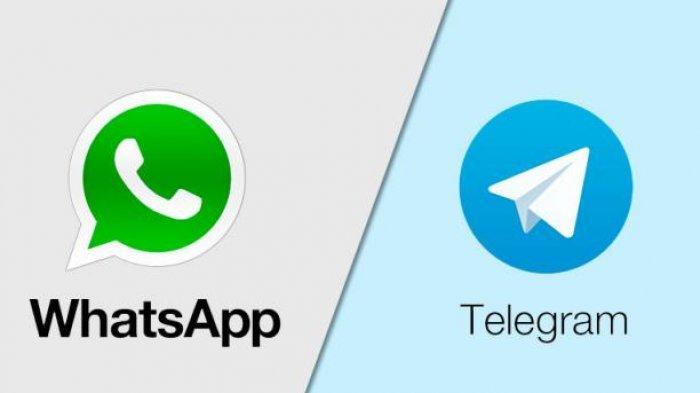 Beberapa Perbedaan Mendasar Antara WhatsApp dan Telegram Messenger, Bagaimana Menurutmu?