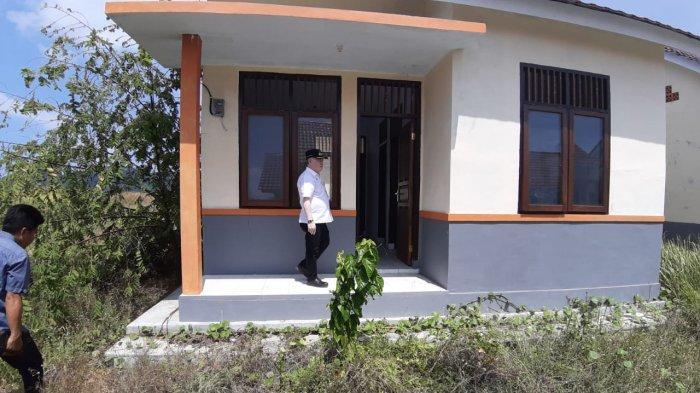 Wabup Sitaro Pantau 50 Bangunan Rumah Nelayan Biaro