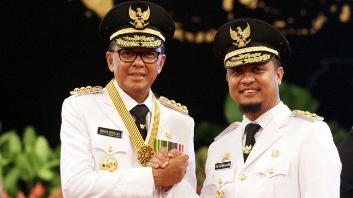 Wagub Andi Sudirman Sulaiman berpeluang jadi gubernur di usia 37 tahun setelah Gubernur Sulsel Nurdin Abdullah ditangkap KPK.