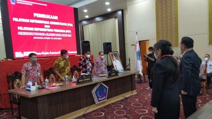 Wagub Steven Kandouw 'Bekali' 50 PNS Pilihan Calon Pejabat Kabinet Sulut Hebat