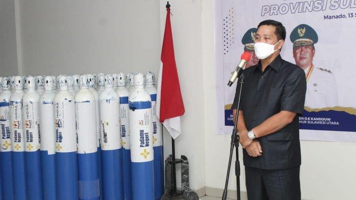 Wagub Sulut Steven Kandouw Beber Sulut Bakal Siapkan Dana Covid, 10 Persen dari APBD