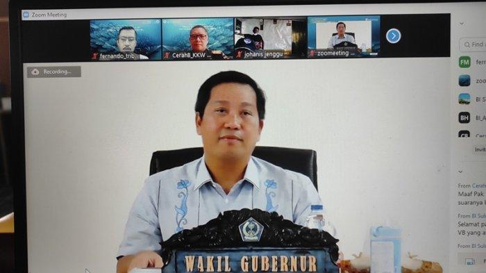 Dorong Ekspor ke Jepang, Wagub Sulut Minta Stakeholder Terkait Edukasi Pelakunya Usaha