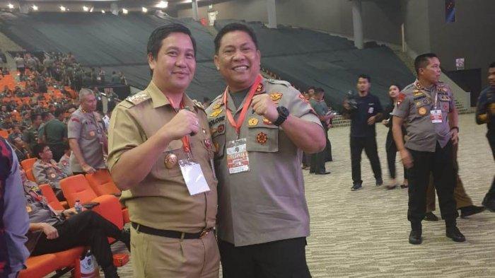 Bom Bunuh Diri di Mapolrestabes Medan, Ini Imbauan Wagub Steven Kandouw