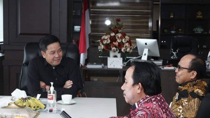 Wagub Sulut Steven Kandouw Terima Audiensi PT Jasamarga Manado-Bitung, Bahas Progres Jalan Tol
