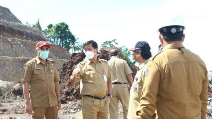Steven Kandouw Tinjau Proyek RSJ Ratumbuysang, Jadikan Sulut Pusat Rujukan Kesehatan Nasional