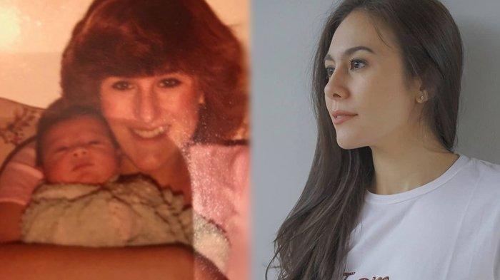Potret Deana Battams Ibu Wulan Guritno, Benarkah Mirip Lady Diana?