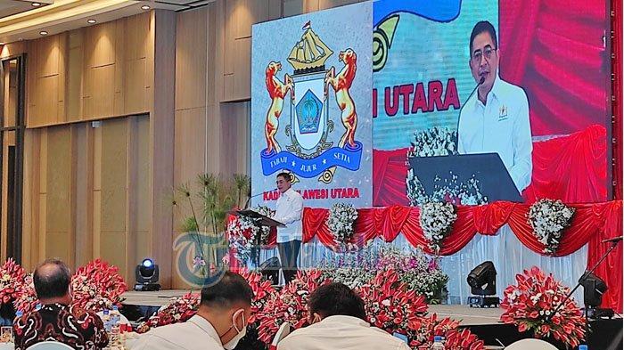 Safari Jelang Munas Kadin, Arsjad Rasjid Boyong Ketua Kadin Provinsi ke Manado