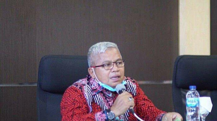 Dibuka Presiden Jokowi, Wabup Bolmut Ikuti Rapat Koordinasi Pengendalian Inflasi Tahun 2021