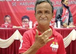 Wakil Bupati Kep. Sangihe, Helmud Hontong menyatakan dukungannya untuk pasangan Olly Steven di Pilgub Sulut 9 Desember 2020