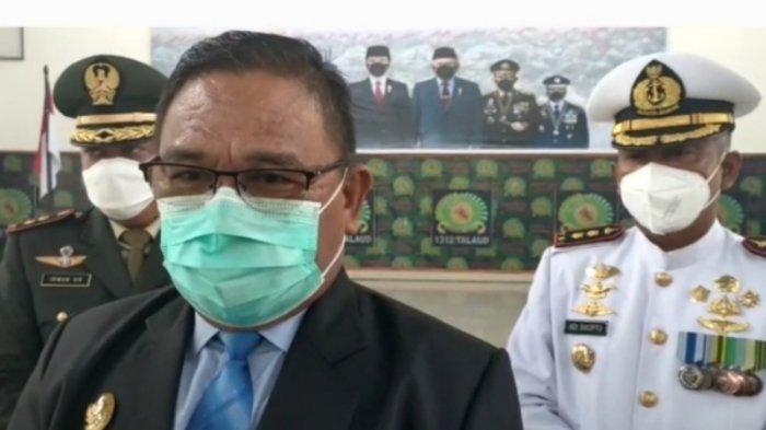 Wabup Talaud Moktar Arunde ParapagaDukung Kinerja TNI sebagai Penjaga Perbatasan