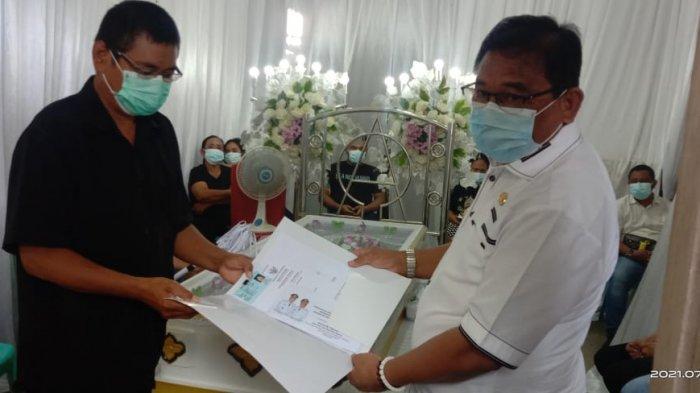Pasca Pilkades Serentak di Talaud, Wabup Moktar Parapaga Imbau Warga Jaga Keamanan dan Netralitas