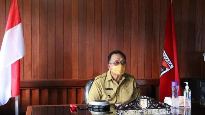 Wakil Bupati Buka RPJMD Minahasa