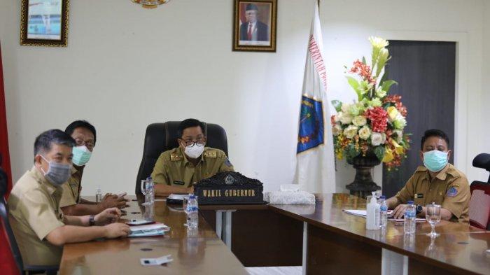 Wagub Steven Kandouw Hadir Virtual, Jokowi Luncurkan OSS Berbasis Risiko