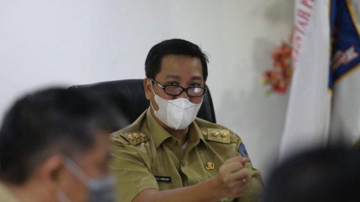 Wagub Steven Kandouw Rapat Bersama Menteri PPN, Bahas 3 Proyek Prioritas Sulut