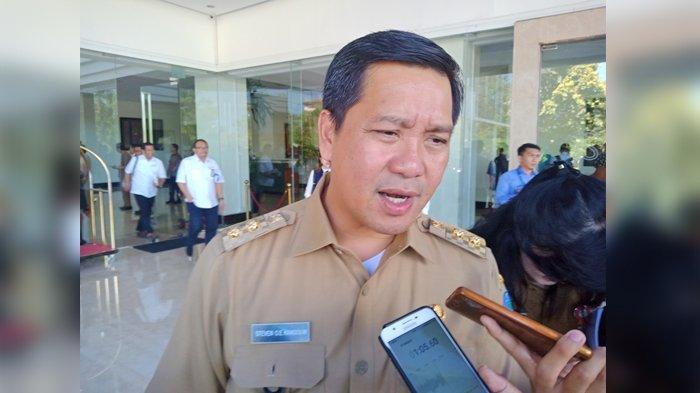Hari Kerja Perdana PNS, Wagub Sulut Singgung Target ODSK di Tahun Kelima, Semua Harus Capai
