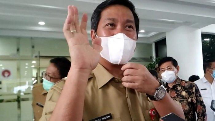 Wagub Steven Kandouw Rapat Bersama Presiden Jokowi, Singgung Tsunami Covid-19 di India