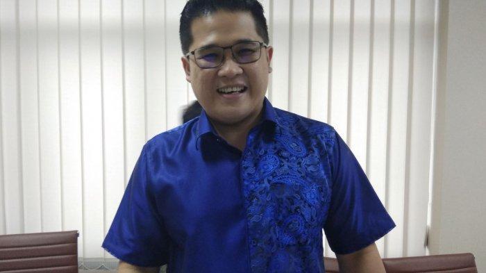 Wakil Ketua DPRD, Billy Lombok