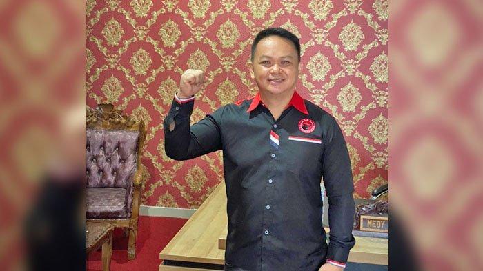Ketua DPC PDIP Boltim Gelar Reses di Kediamannya, Medy: Menyerap Aspirasi Rakyat