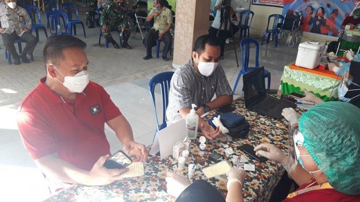 Asam Urat Jadi Alasan Wakil Ketua DPRD dan Perwira Tentara di Boltim Gagal Divaksinasi