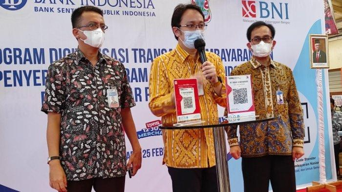 Dorong Digitalisasi Pembayaran, BI Sulut Targetkan 86 Ribu Merchant Pengguna QRIS di Sulut