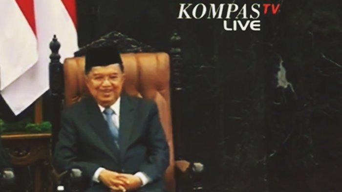 Pantun Ketua MPR untuk Mengapresiasi Jusuf Kalla, Pengabdian Besar Putra Makassar, Begini Bunyinya