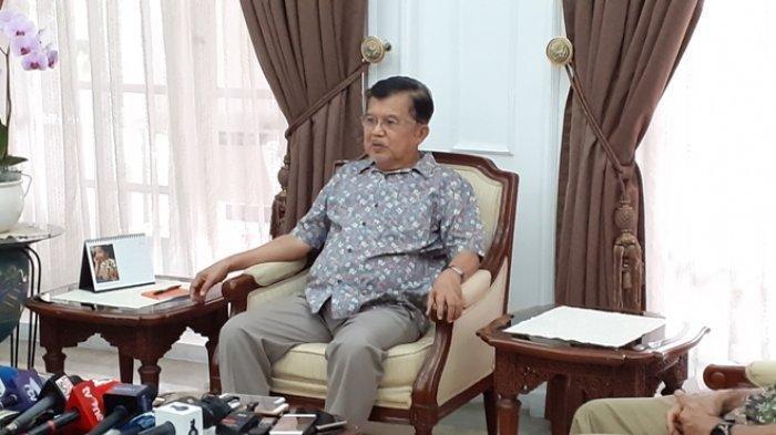 Wakil Presiden Jusuf Kalla Kesulitan Menghubungi Menteri Saat Listrik Padam