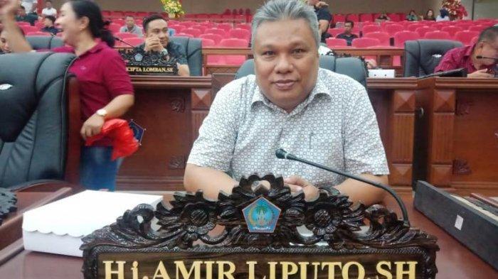 Anggota DPRD Sulut Amir Liputo Berikan Catatan ke Pemprov