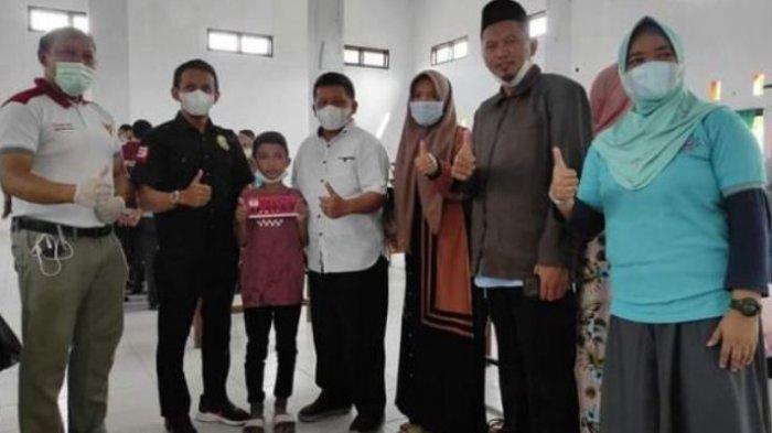 Hadiri Sunatan Massal, Wakil Wali Kota Kotamobagu Ucapkan Terima Kasih untuk Panitia
