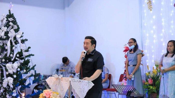 Wakil Wali Kota Manado Ajak Masyarakat Perhatikan Prokes, Syukuri Berkat Tuhan Sambut Natal