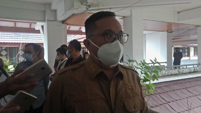 Orang Tua Ngotot Sekolah Dibuka, Wakil Wali Kota Manado Richard Sualang: Tengah Kami Godok