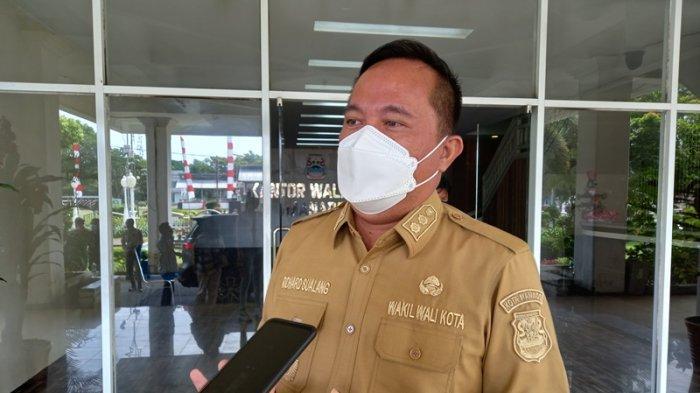 Richard Sualang Disebut Jadi Kans Ketua PKB Sinode GMIM:Tidak Mencalonkan Diri, Kalau Dipilih Terima